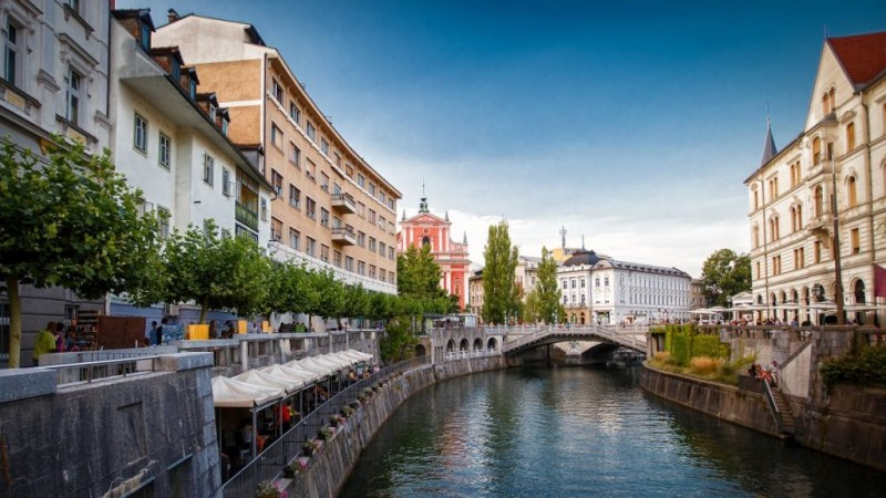 onde ficar em ljubljana